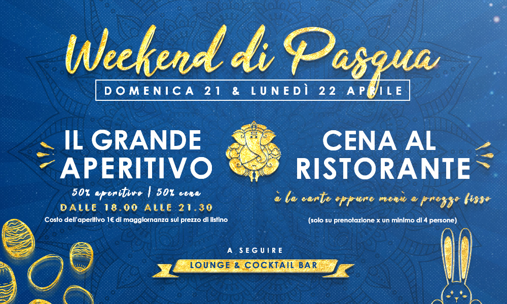 Weekend di Pasqua